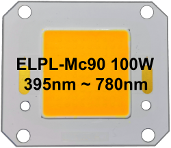 ELPL-Mc90 PCB COB with 90% match to the McCree Curve